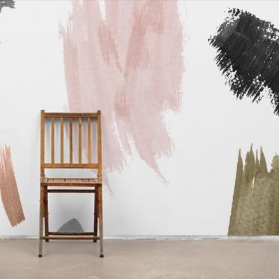 Нежные фотообои классика современного абстракционизма  Узоры на Стене